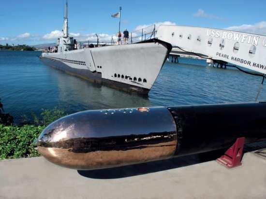 USS Bowfin Memorial