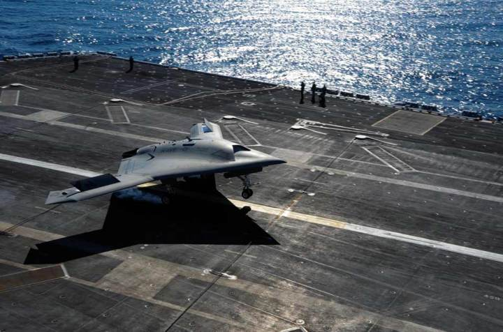 X-47B Unmanned Combat Air Vehicle (UCAV)