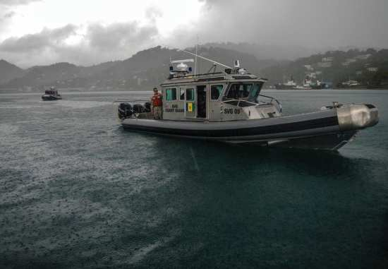 St. Vincent and the Grenadines Coast Guard