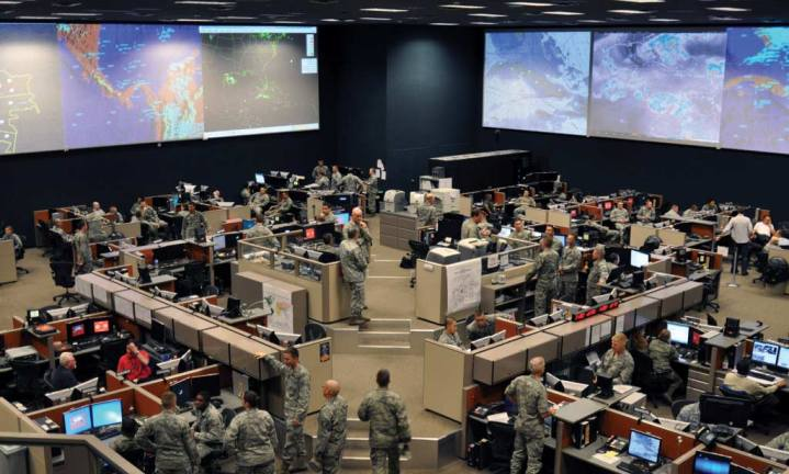 U.S. Air and Space Operations Center