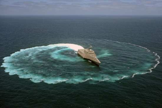Littoral Operations Center LCS 2