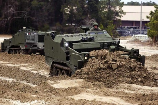 M9 Armored Combat Earthmover