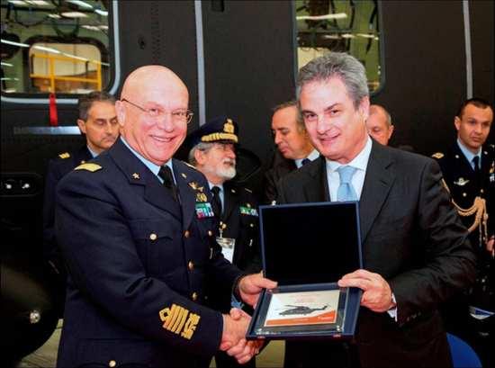 Gen. Pasquale Preziosa