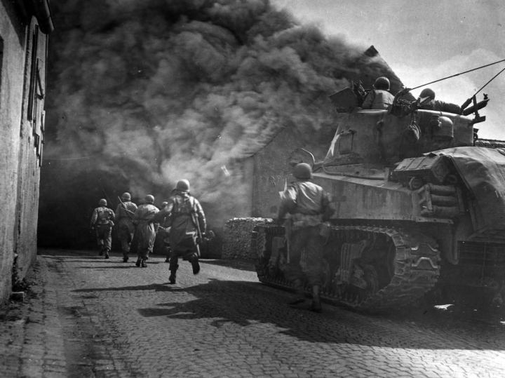 book review patton s third army in world war ii a photographic