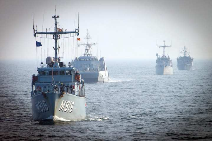 Standing NATO Mine Counter-Measures Group One