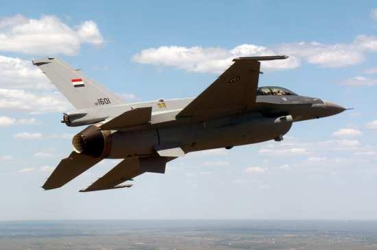 Iraqi F-16 Fighting Falcon