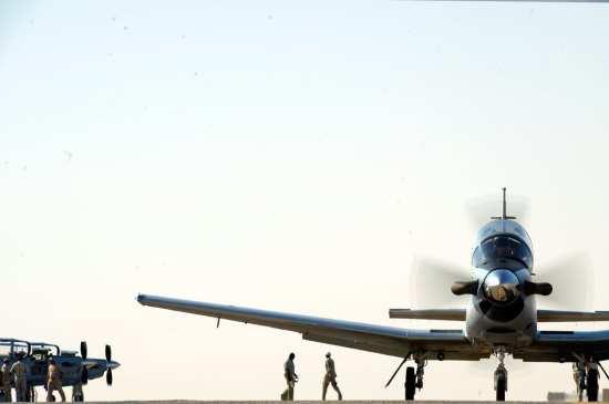 Iraqi T-6A Texan II