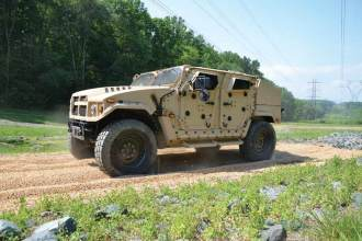 AM General Joint Light Tactical Vehicle (JLTV)