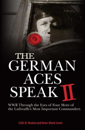 The German Aces Speak II cover