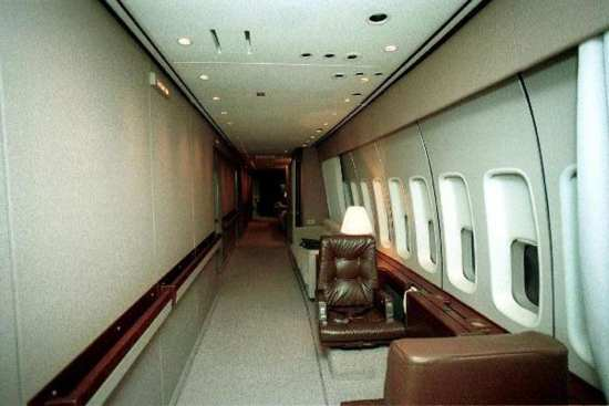 Corridor Air Force One