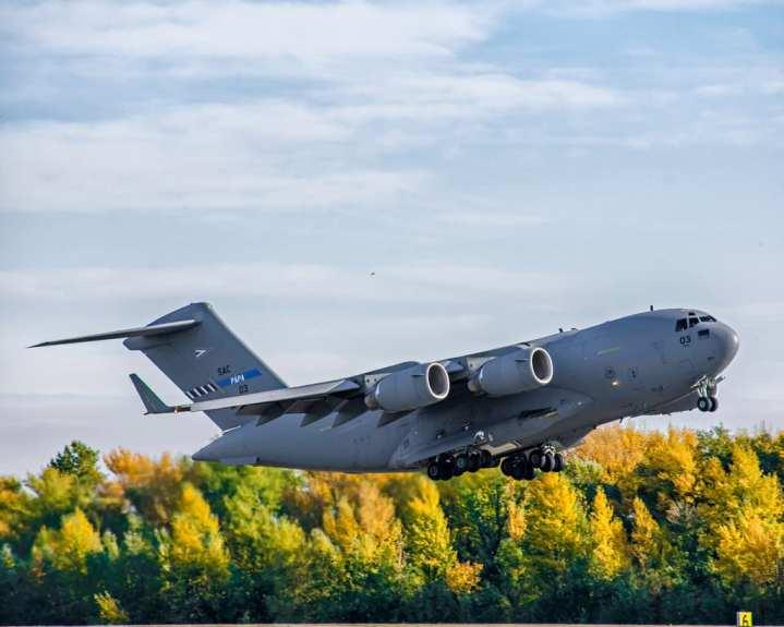 C-17 SAC HAW