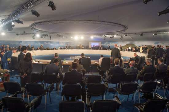 NATO leaders meet