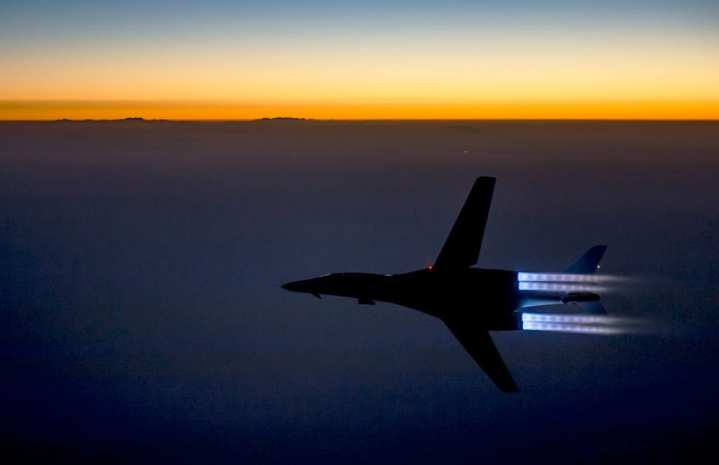 B-1 Inherent Resolve