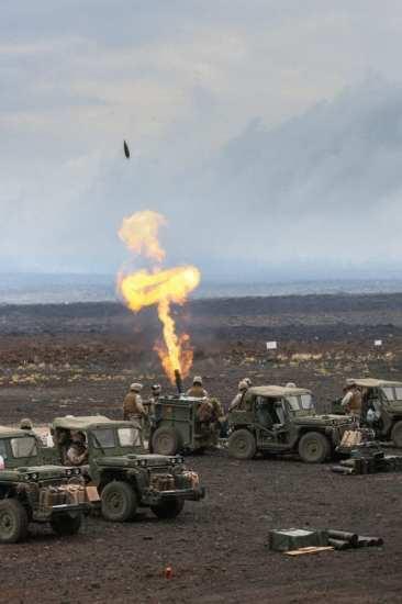 EFSS firing