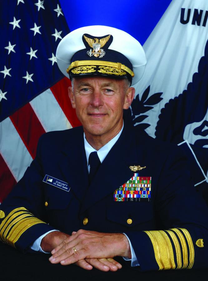 U.S. Coast Guard photo by Telfair H. Brown Sr.