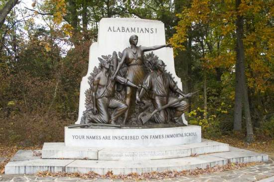 Alabama monument