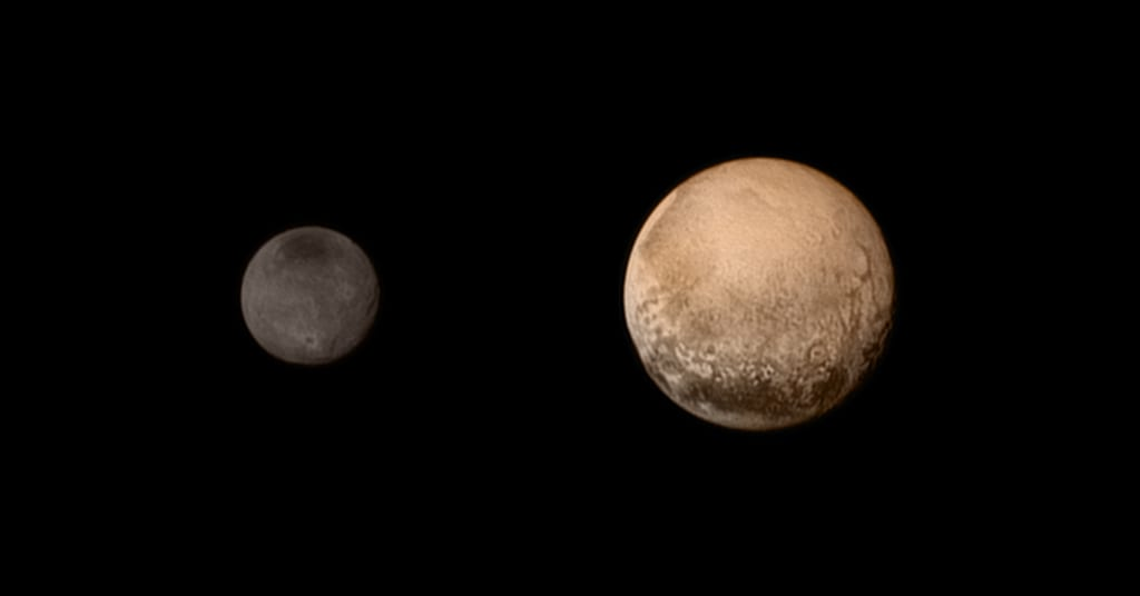 Pluto: A Guide for Earth-Bound Explorers | Defense Media ...