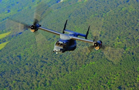 U.S.-Air-Force-CV-22-Osprey