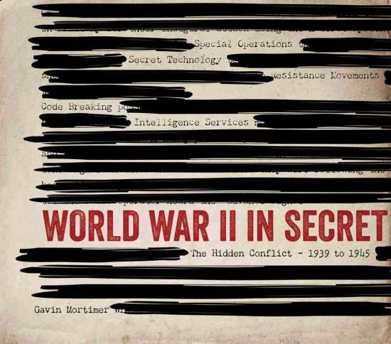 World War II in Secret cover