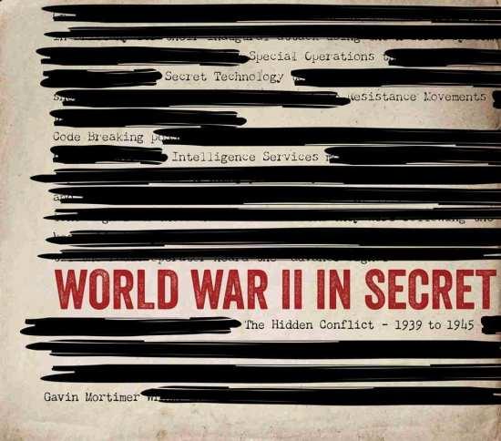 World War II in Secret cover