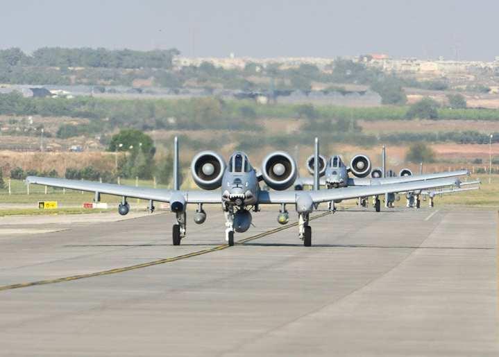 A-10s Incirlik