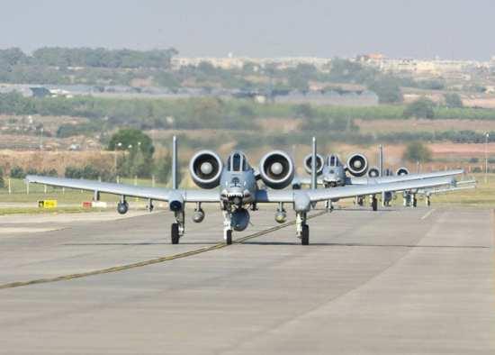 A-10s-Incirlik