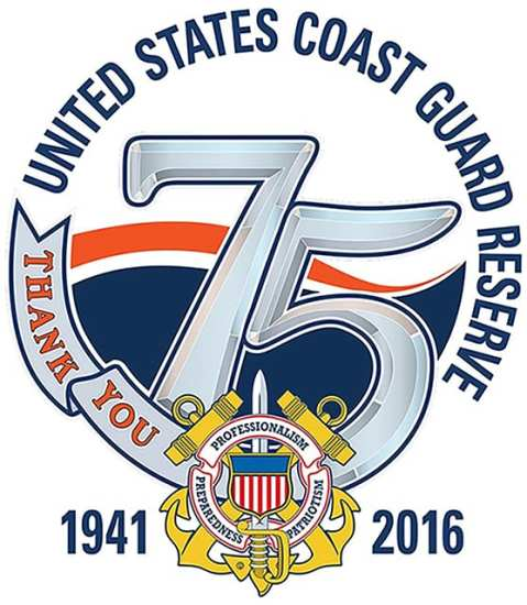 U.S. Coast Guard Reserve seal