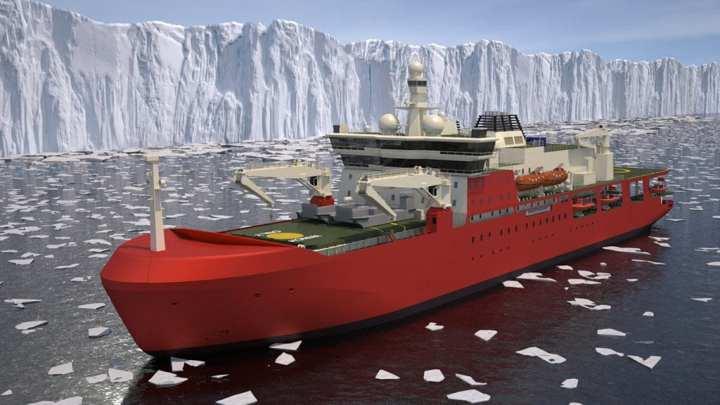 Australian Icebreaker 1
