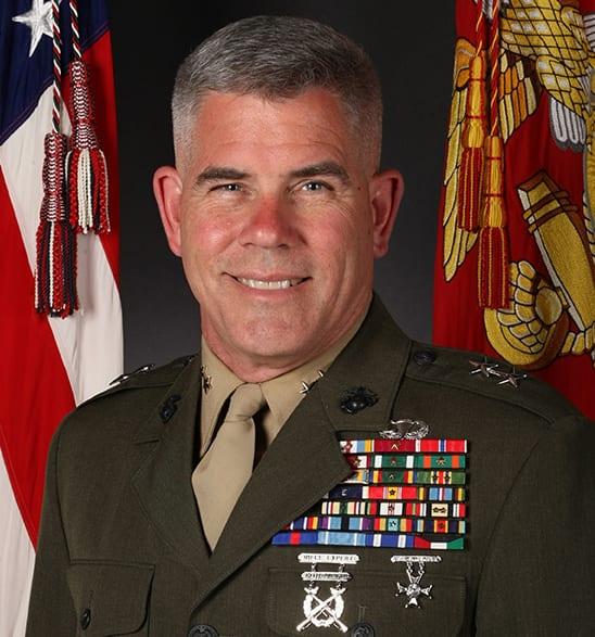 Maj. Gen. Joseph L. Osterman