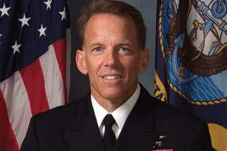 Rear Adm. Kerry Metz