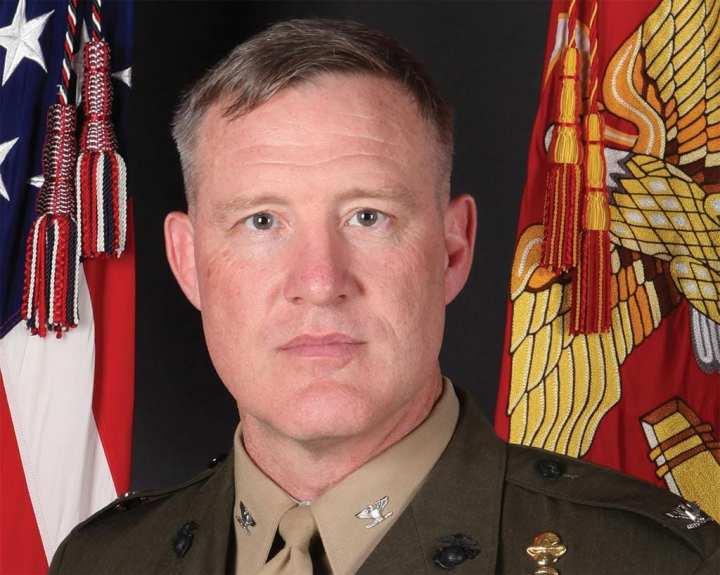 Col. Brett Bourne