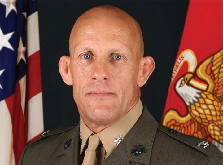 Col. Peter Huntley