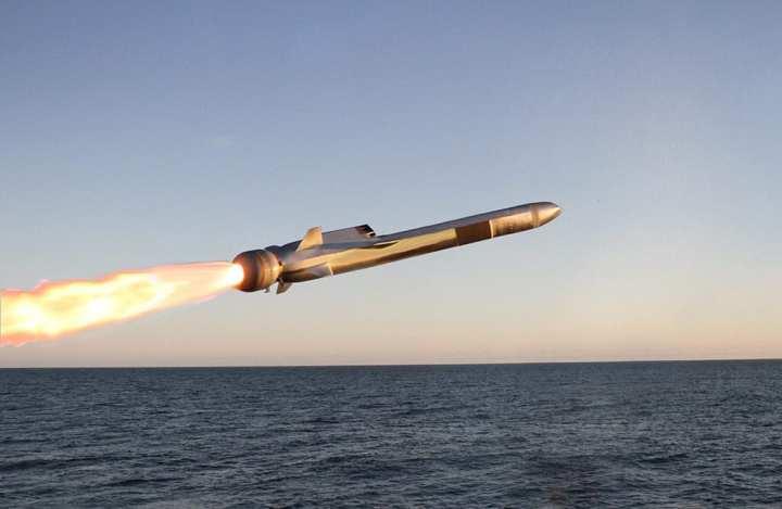 Kongsberg Naval Strike Missile