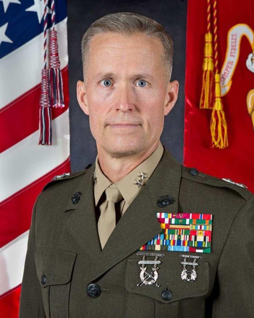 Maj. Gen. Carl E. Mundy III