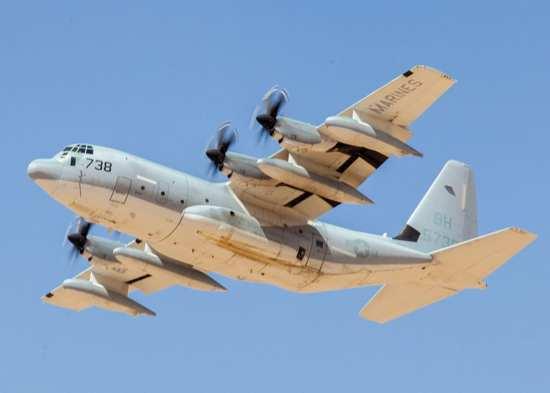 kc-130j navair