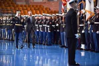 obama farewell ceremony