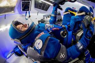 starliner spacesuit