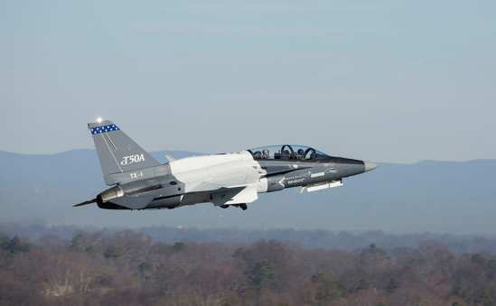 Second Lockheed Martin T-50 Flies From Greenville | Video