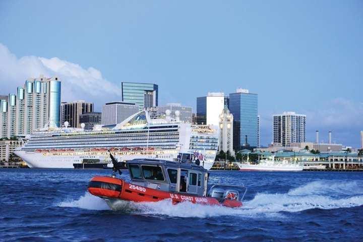 harbor-escort