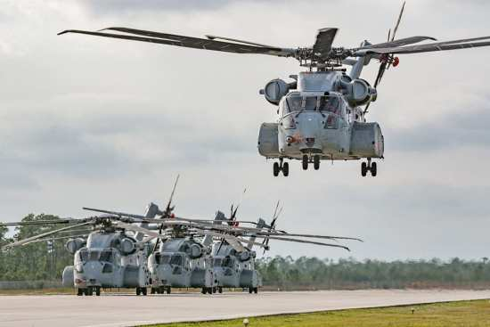 CH-53K King Stallion | Video