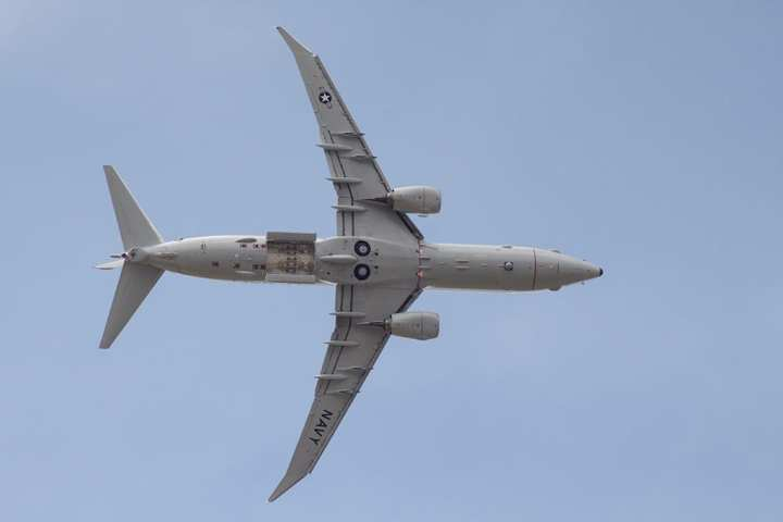 p-8a farnborough