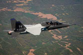 second boeing t-x