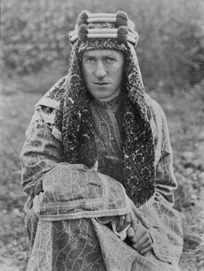 col. t.e. lawrence