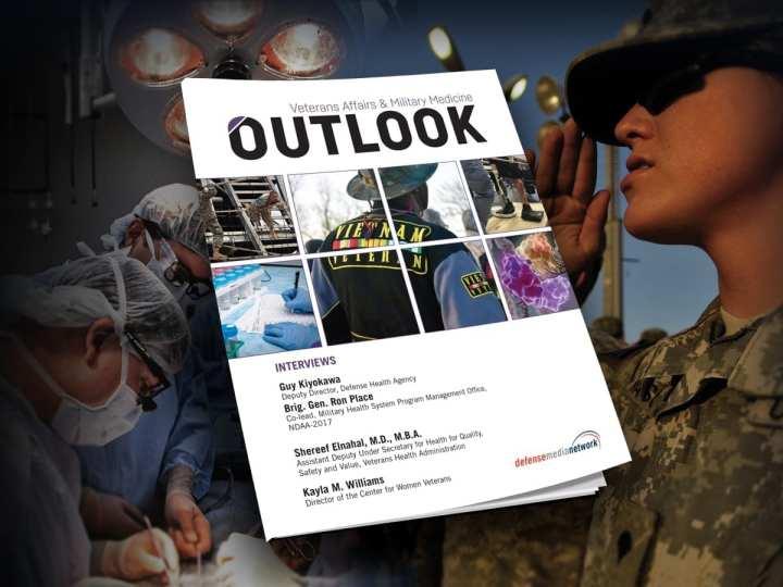 Read Latest Free eMagazine: Veterans Affairs & Military