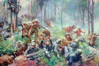 marines belleau wood