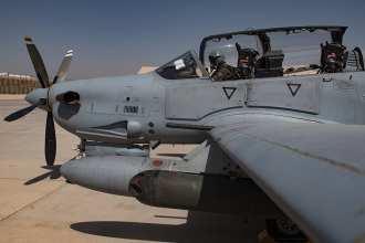 A-29 Afghanistan