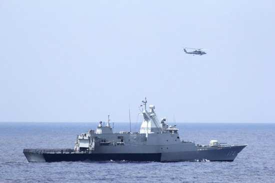 Kedah-class patrol vessel