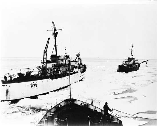 Northwest Passage Arctic USCG