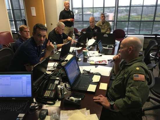 response command post
