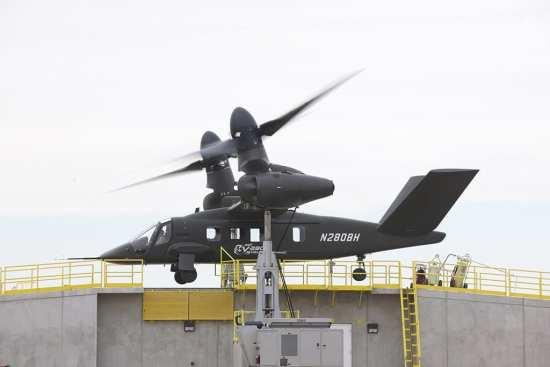 Bell V-280 hover